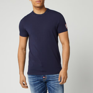 Dsquared2 Men's Square Arm Patch T-Shirt - Navy