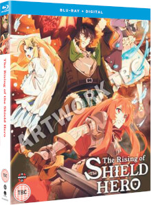 The Rising of the Shield Hero: Season One Part One - Limited Edition