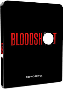 Bloodshot 4K + Blu-ray 2D - Steelbook Ed. Limitada Exclusivo Zavvi