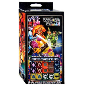DC Comics Dice Masters War of Light 2-Player Set