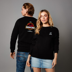 Jurassic Park Unisex Sweatshirt - Black