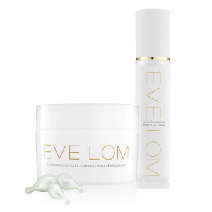 Eve Lom Cleanse & Radiance Bundle (Worth £93.00)