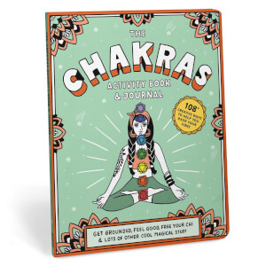 Knock Knock Chakras Activity Book & Journal