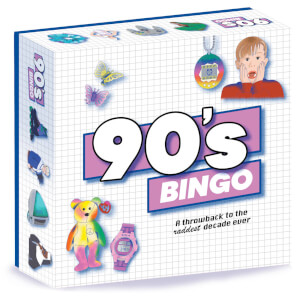 90's Bingo from I Want One Of Those