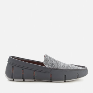 SWIMS Men's Classic Venetian Loafers - Grey/Glacier Grey
