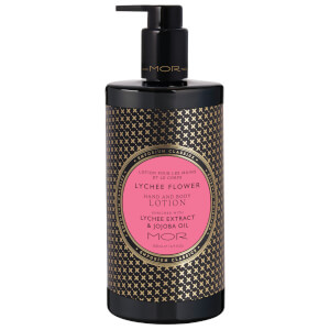 MOR Emporium Classics Hand & Body Lotion 500ml Lychee Flower