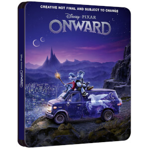 Onward - Zavvi Exclusive 3D Blu-ray Steelbook (Includes 2D Blu-ray)
