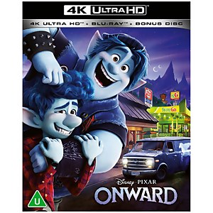 Onward - 4K Ultra HD (Includes 2D Blu-ray)