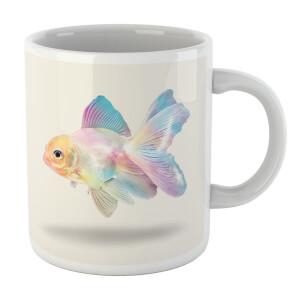 Holographic Goldfish Mug