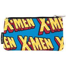 Loungefly Marvel X-Men Logo Aop Nylon Pouch