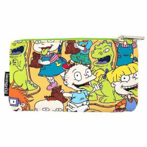 Loungefly Nickelodeon Rugrats Aop Nylon Pouch