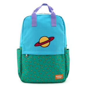 Loungefly Nickelodeon Rugrats Chuckie Nylon Backpack