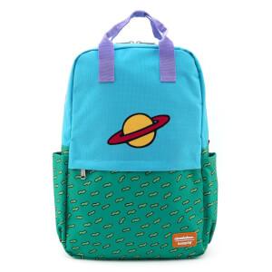 Loungefly Nickelodeon Rugrats Chuckie Nylon Backpack