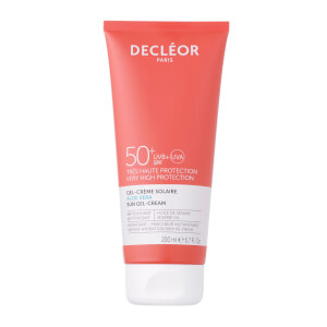 DECLÉOR Body Sun Cream SPF 50 200ml