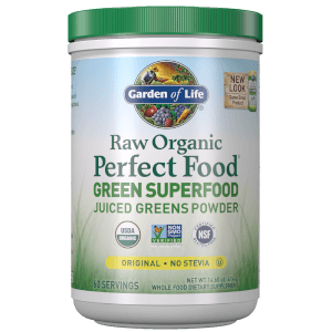 Raw Organic Perfect Food Green Superfood Original 414g Powder
