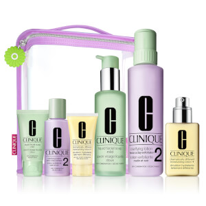 Clinique Great Skin Everywhere Set for Dry/Combination Skin