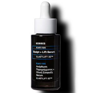 KORRES Black Pine Sculpt + Lift Serum 30ml