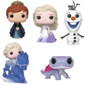 Frozen 2 Bundle 2 Pop! Vinyl - Pop! Collection