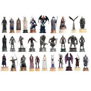 Lord of the Rings Collector's Set of 30 Figures