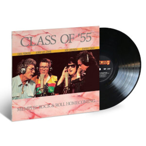 Johnny Cash, Roy Orbison, Jerry Lee Lewis, Carl Perkins - Class Of '55: Memphis Rock & Roll Homecoming LP