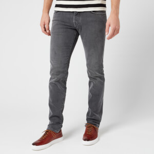 Jacob Cohen Men's Black Badge Slim Denim Jeans - Grey