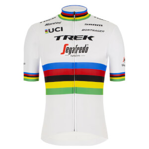 Santini Trek-Segafedo World Champion Blend Jersey