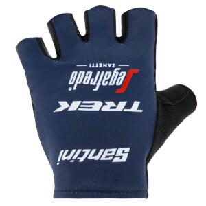 Santini Trek Segafredo Fan Light Gloves