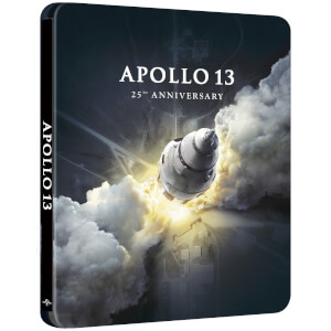 Apolo 13 4K + Blu-ray 2D - Steelbook Ed. Limitada Exclusivo Zavvi