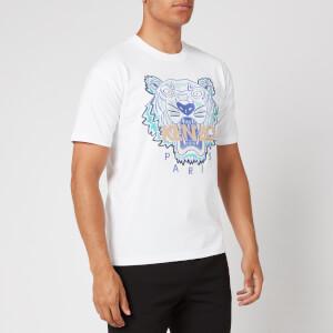 KENZO Men's Actua Tiger T-Shirt - White