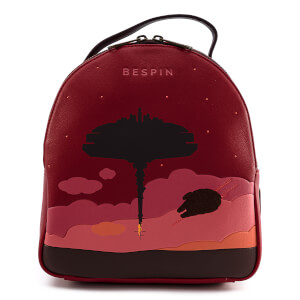 Loungefly Star Wars Bespin Backpack Set
