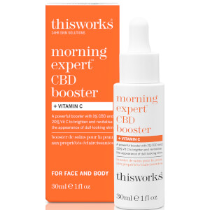 this works Morning Expert CBD Booster and Vitamin C