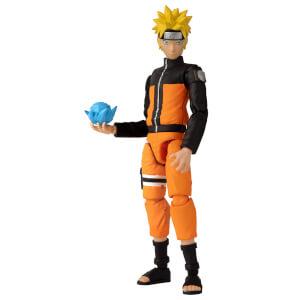 Bandai Anime Heroes Uzumaki Naruto Action Figure