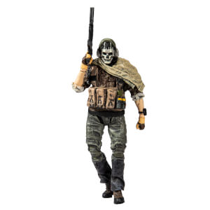 "McFarlane Call of Duty 2 7"" Scale Action Figure - Ghost 2"