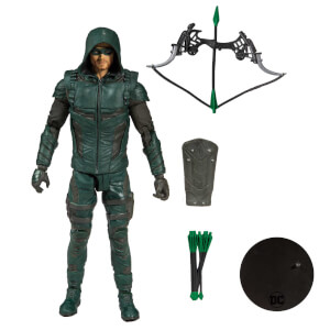 "McFarlane DC Multiverse 7"" Ultra Action Figure Wave 1 - Green Arrow"