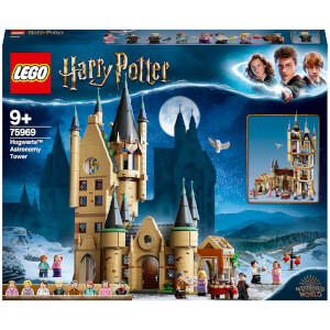 LEGO Harry Potter: Hogwarts Astronomy Tower Play Set (75969)