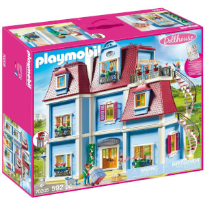 Playmobil Dollhouse Large Dollhouse (70205)