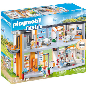 Playmobil City Life Large Hospital (70190)
