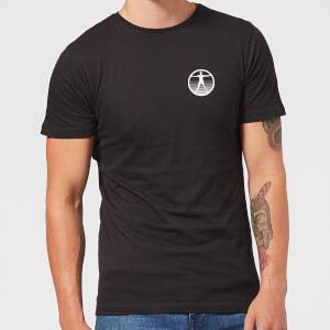 Westworld Vitruvian Host Men's T-Shirt - Black