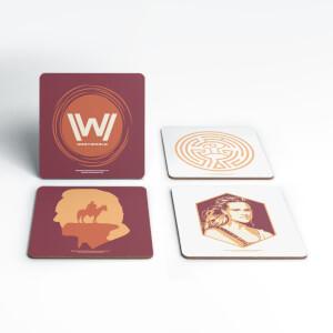 Westworld Experience Westworld Coaster Set