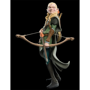 Weta Collectibles Lord of the Rings Mini Epics Vinyl Figure Legolas 12 cm