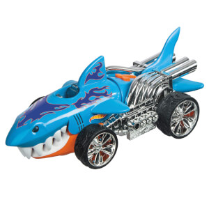 "Hot Wheels 9"" Monster Action Sharkruiser"