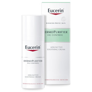 Eucerin DermoPURIFYER Adjunctive Soothing Cream 50ml