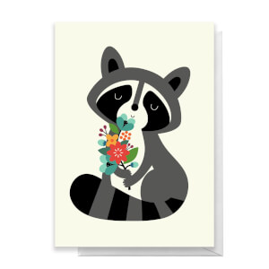 Andy Westface Beautiful Day Greetings Card