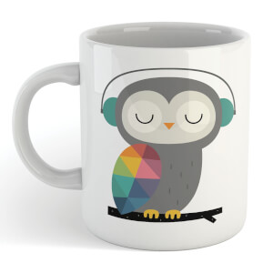 Andy Westface Owl Time Mug