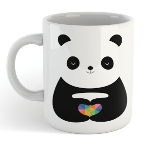 Andy Westface Panda Love Mug
