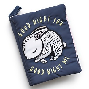 "Wee Gallery ""Goodnight You"" Soft Book"