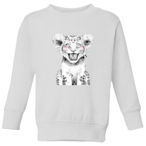 Cub Kids' Sweatshirt - White