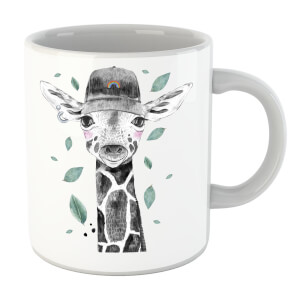 Rainbow Giraffe Mug