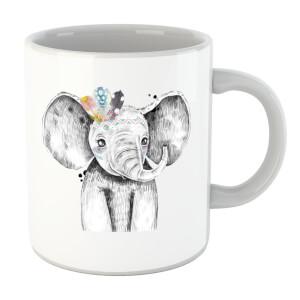 Indie Elephant Mug