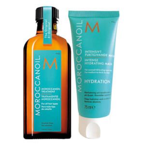 Moroccanoil Hydration Set